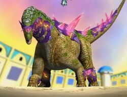 Isisaurus (Spectral Armor) 2