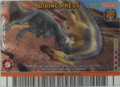 Diving Press Card 9