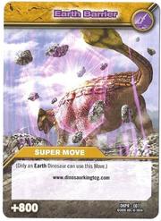 Earth Barrier TCG Card