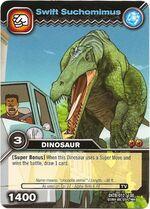 Suchomimus-Swift TCG Card (German)