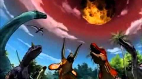 Dinosaur King ~ Hold On AMV