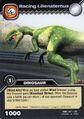 Liliensternus-Running TCG Card (German)