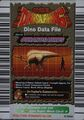 Ouranosaurus Card Eng Nemesis back