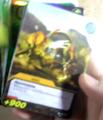 DKJC Stun Dash art TCG card