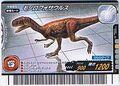 Monolophosaurus Card 4