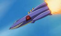 Alpha Rocket Jet 1