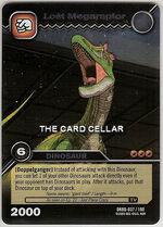 Megaraptor-Lost TCG Card
