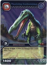 Suchomimus-Arising TCG Card (French) 2