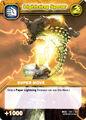 Lightning Spear TCG Card