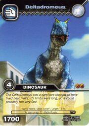 Dinoking b1 deltadromeus