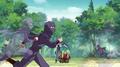 Kunoichi Ninja Attack