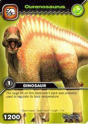 Ouranosaurus TCG Card