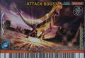 Attack Boost Card Eng S2 2nd