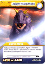 Mega Whirlwind TCG Card