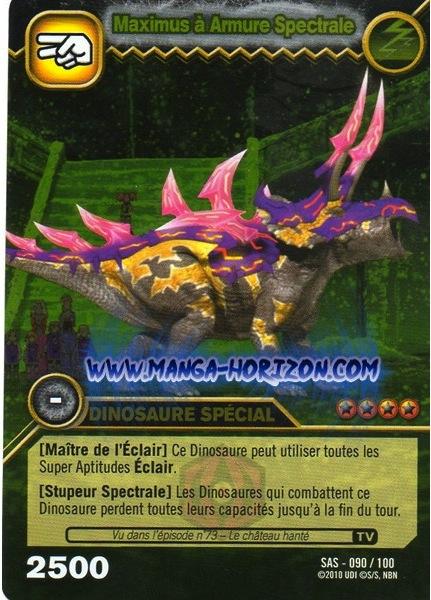 Image - 090-100-maximus-a-armure-spectrale.jpg | Dinosaur ...  Image - 090-100...