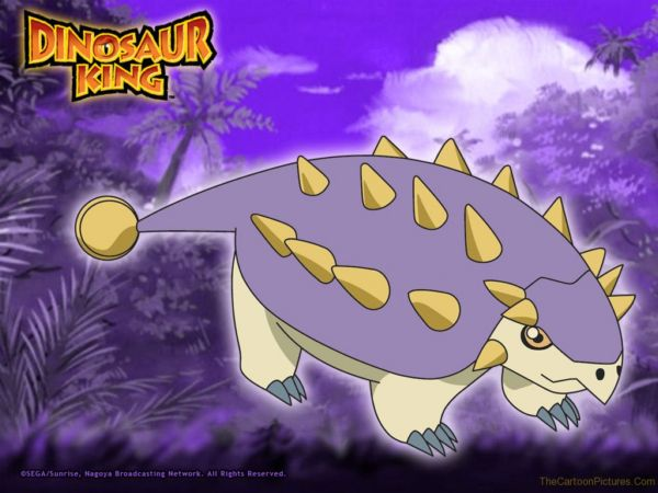 Dinosaur King Favourites By Solarkittygirl On Deviantart