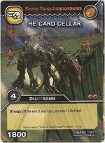 Yangchuanosaurus-Fierce TCG Card 2-Collosal