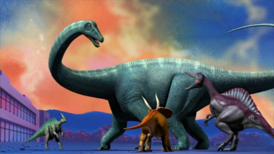 Dinosaur King episode 22 | Dinosaur King | FANDOM powered ...  Dinosaur King e...