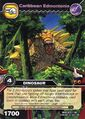 Edmontonia-Carribean TCG Card (German)