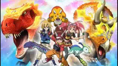 Dinosaur King Opening 2- Sora no Kodomo-tachi (full)