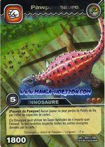 Pawpawsaurus TCG Card (foreign) 2