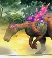 Shantungosaurus (Spectral Armor) 2