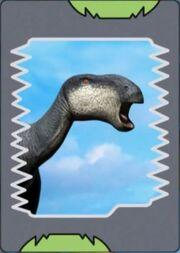 Iguanodon card1