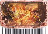 Volcano Burst Card 5