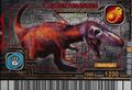 Albertosaurus Card Eng S2 4th
