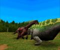Oversized Fukuisaurus
