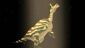 Dinosaur King Awaken - Super Tsintaosaurus - Easy Mode (Japanese)