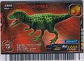 Carcharodontosaurus Card 2