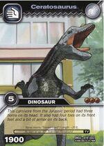 Ceratosaurus DKSS
