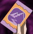 Earth Move Card back
