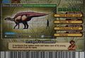Maiasaura Card Eng S2 4th back