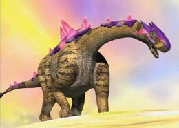 Shunosaurus (Spectral Armor) 1
