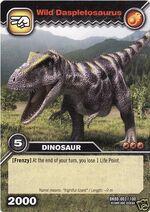 Daspletosaurus-Wild TCG Card