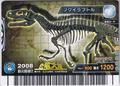 Fukuiraptor Skeleton Card 3