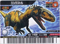 Sinraptor Card (Super) 1