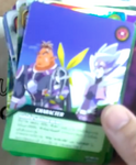DKJC The Space Pirates TCG card