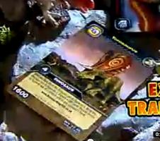 Torosaurus TCG Card 2