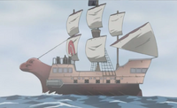 Alpha Pirate Ship