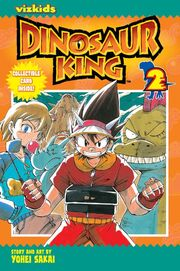 Manga Vol 2 front