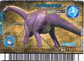 Dicraeosaurus Card 2