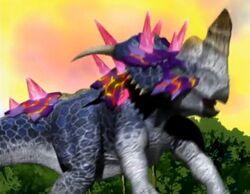 Pachyrhinosaurus (Spectral Armor) 2