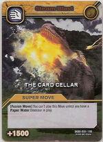 Steam Blast TCG Card 1-Silver