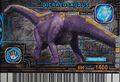 Dicraeosaurus Card Eng S2 4th