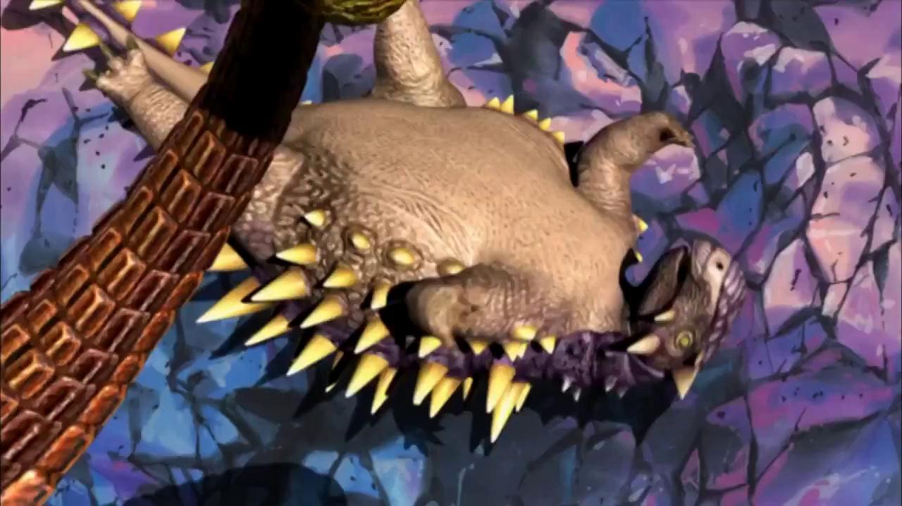 09 Dino Snore