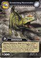 Neovenator-Screeching TCG Card (German)