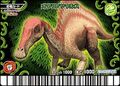 Ouranosaurus card